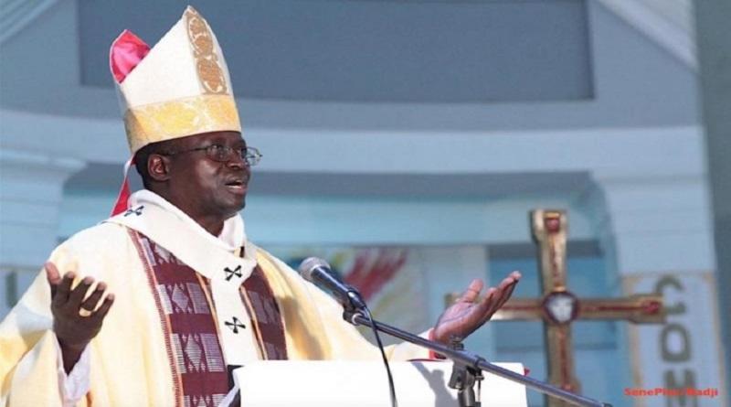 Message de Noël : Monseigneur Benjamin Ndiaye en croisade contre la maltraitance des enfants