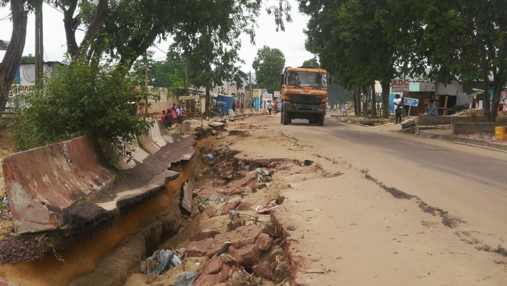 Congo-Brazzaville: fermeture de la nationale d'évacuation du bois