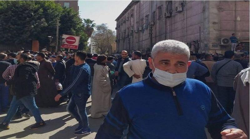 Coronavirus: premier décès en Afrique, un touriste allemand succombe en Egypte