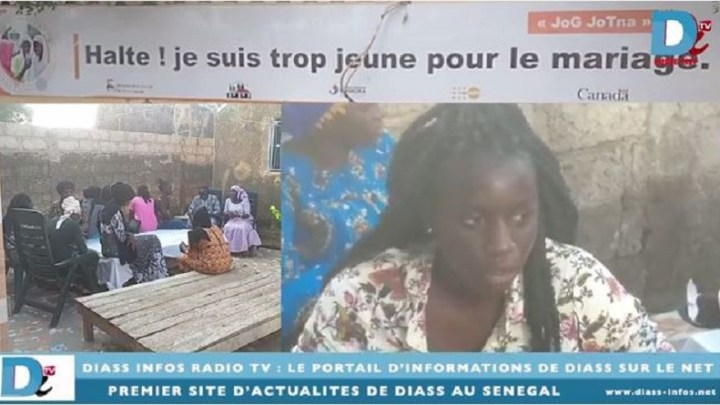 LA GROSSESSE PRECOCE AU SENEGAL