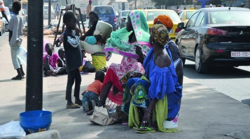 Mendicité à Dakar: Quand des dames font la manche
