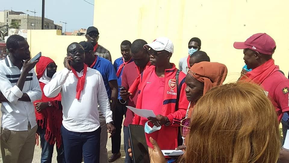 Non paiement de leurs indemnités : l'intersyndicale des travailleurs de la ville de Dakar dénoncent