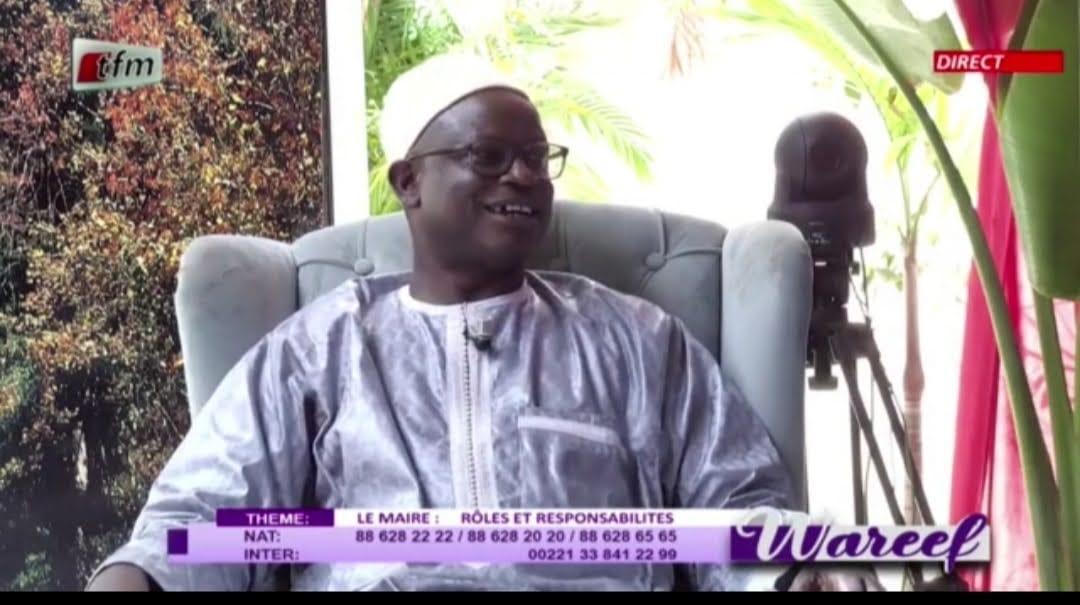Réponse du collectif pour la défense des intérêts de Boukhou au maire de Diass.