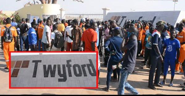 Usine Twyfort : Le collège syndical interpelle le chef de l'État sur les conditions exécrables qu'ils subissent.