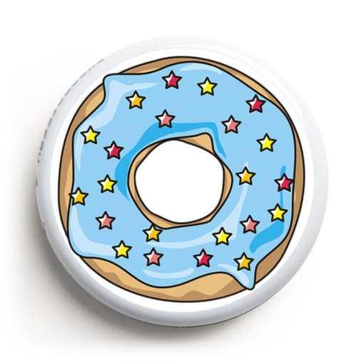 FS-165---Donut-blaubeere
