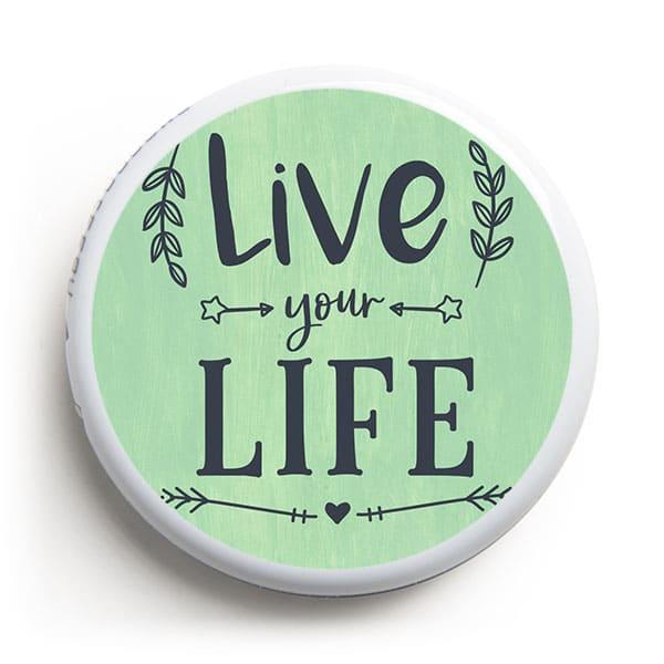Freestyle Libre Sticker - Live your life • DiaStuff.de - Your store for  Diabetes Stuff