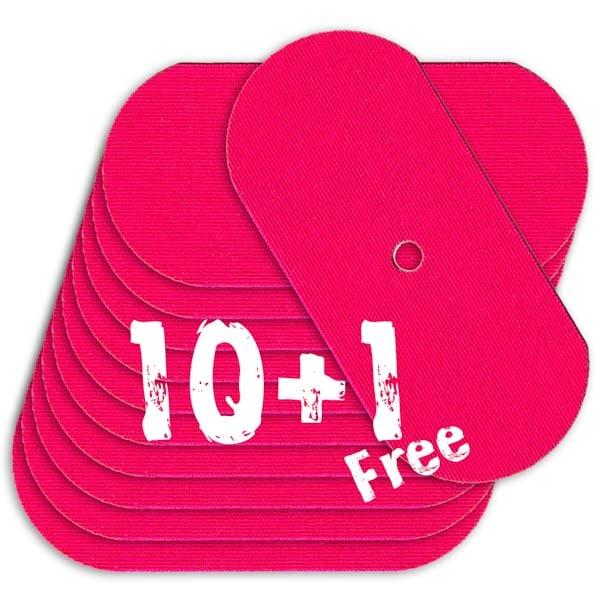 10+1xLibreTape-pink