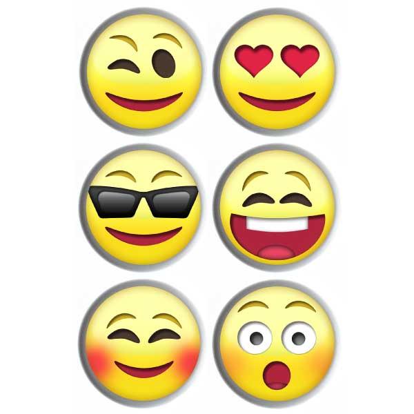 Freestyle Libre 3 Sticker Emojis