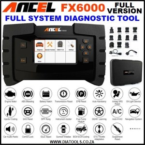 Ancel FX6000 Diagnostic Tool Full Version Diatools 1A