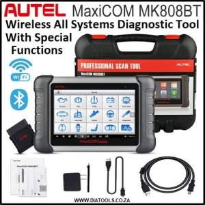 Autel MaxiCOM MK808BT Diatools 1C