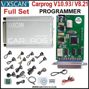 Carprog v10.93 Diatools 1A