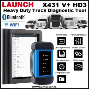 Launch X431 V+ HD3 Module Diatools 1B