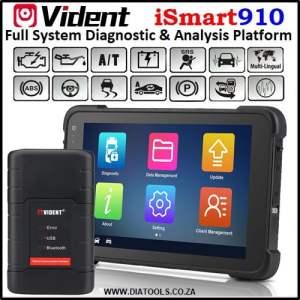 VIDENT iSmart 910 Diatools 1A