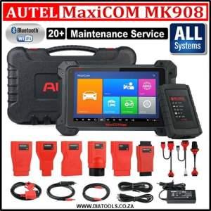 AUTEL MaxiCOM MK908 Diatools 1E