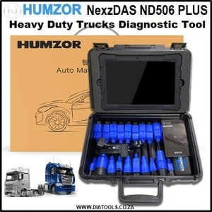 Humzor NexzDAS ND506 PLUS Diatools 1E