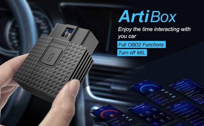 TOPDON Artibox OBD2 Scanner