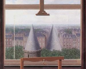Magritte Promenades Detail, image