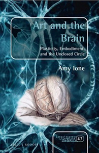 Art and the Brain by Amy Ione, book cover