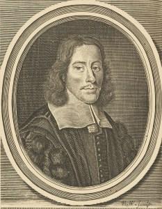 Thomas Willis M.D. 1691. Portrait