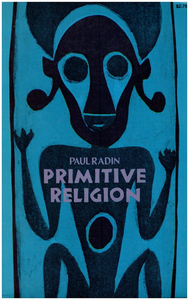 Book Cover: Primitive Religion: Its Nature and Origin