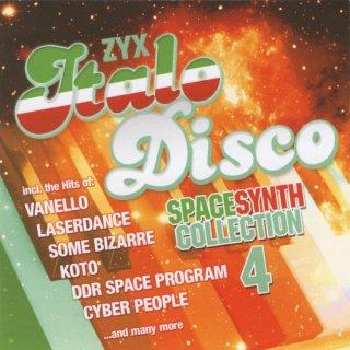 VA – ZYX Italo Disco Spacesynth Collection 4 [2CD] (2018)