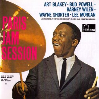Art Blakey, Bud Powell, Barney Wilen, Wayne Shorter, Lee Morgan – Paris Jam Session (1959/1988)