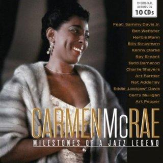Carmen McRae – Milestones of a Jazz Legend (2019)