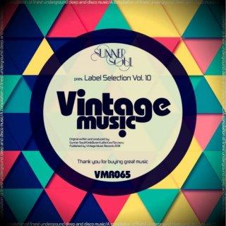 Sunner Soul Presents Vintage Music Selection, Vol.10 (2020)