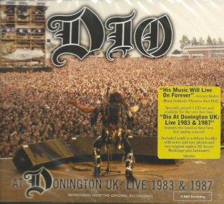 Dio – At Donington UK: Live 1983 & 1987 (Remastered) (2010)