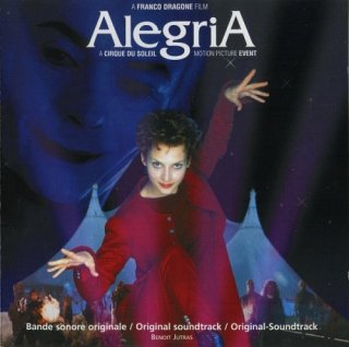 Cirque du Soleil – Alegria – The Film (1999)