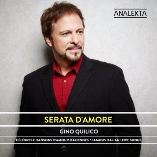 Gino Quilico – Serata d'Amore: Famous Italian Love Songs (2013)