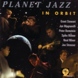 Stewart Grant – In Orbit (2006)