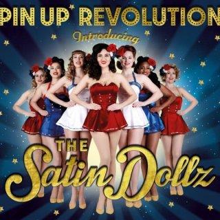 The Satin Dollz – Pin Up Revolution (2020)