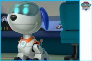 Perrobot patrulla canina