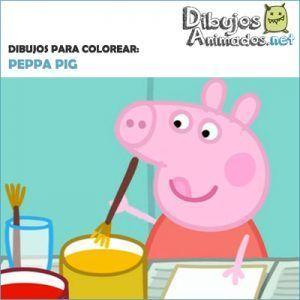 dibujos-para-colorear-peppa-pig