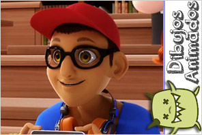 Personajes ladybug Nino