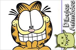 personajes dibujos animados  gardfield