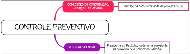 Controle de Constitucionalidade Preventivo