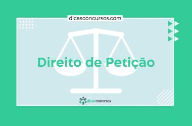 Direito de Petição