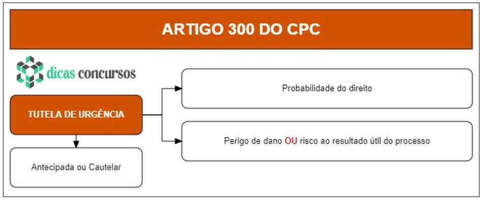 Art 300 do CPC - Comentado