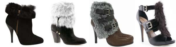 couromoda pelos Tendências em sapatos para o inverno 2011