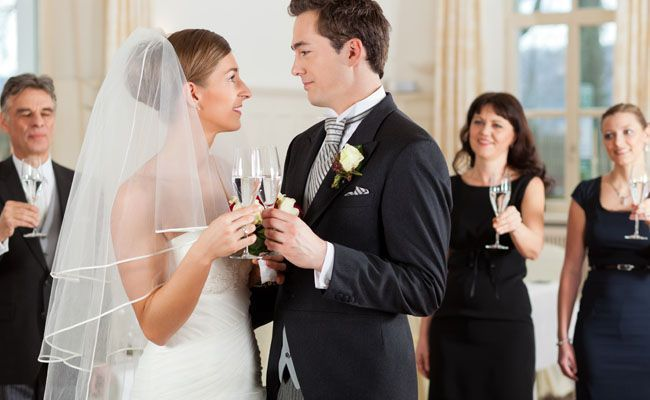 como criar uma festa de casamento diferente em casa Como criar uma festa de casamento diferente em casa