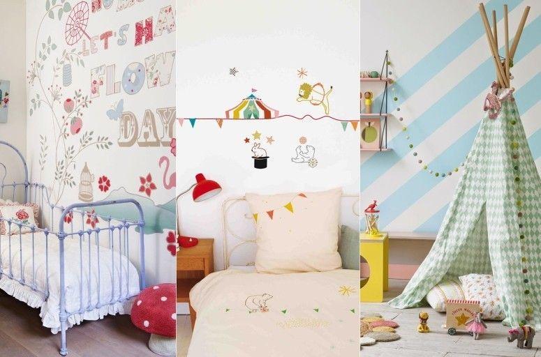 Foto: Reprodução /  Wijnen Verf en Behang / Bobo kids  /  Charlotte Lovely