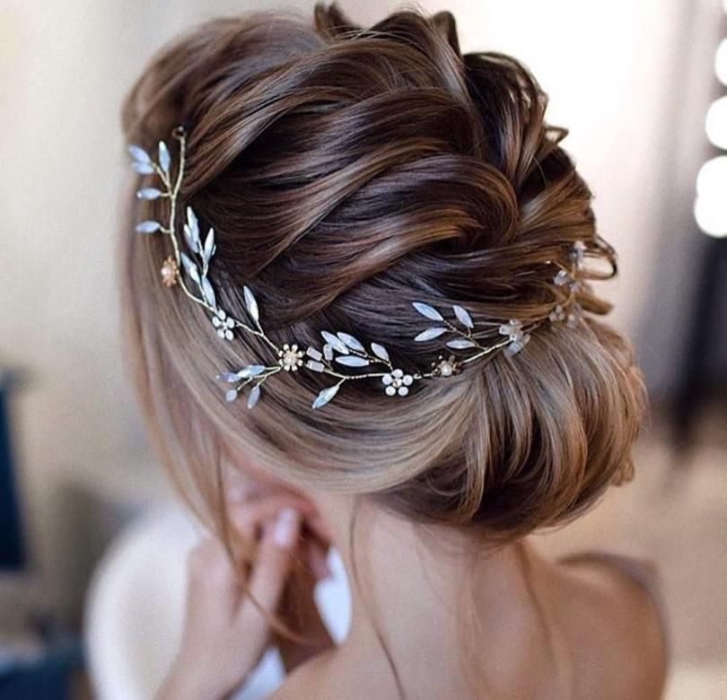 Penteados para noivas: 120 ideias perfeitas para você escolher