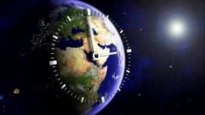 Qual o relógio que determina a hora certa no mundo?