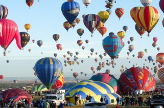 Fatos fascinantes sobre balões de ar quente