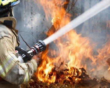 O Fogo pode queimar ou derreter tudo?