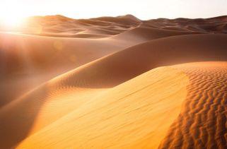 Qual é a Temperatura No Deserto Do Saara?
