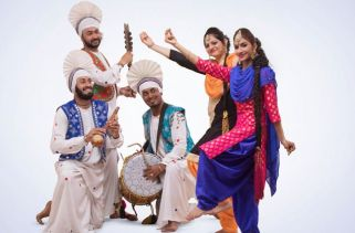 O que é a Dança Bhangra de Punjab?