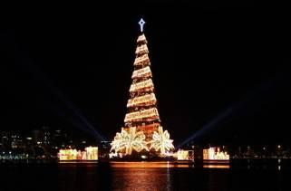 10 árvores de Natal mais magníficas do mundo